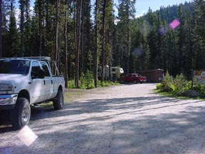 Chinook Campground